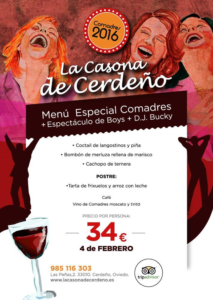CARTEL COMADRES_CASONA CERDEÑO